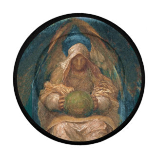 Pervading Spirit Angel Button Covers