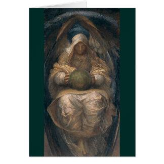 Pervading Spirit Angel Card