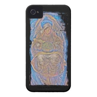 Pervading Spirit Angel iPhone 4 Case
