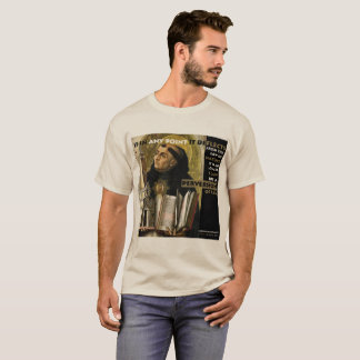 Perversion of Law Aquinas Resistance t-shirt