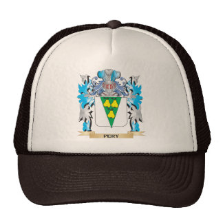 Pery Coat of Arms - Family Crest Trucker Hat
