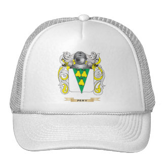 Pery Coat of Arms (Family Crest) Trucker Hat