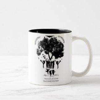PES Memory Garden Mug