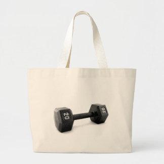 Pesa de gimnasia bolsa de mano