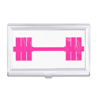 Pesa de gimnasia rosada/Barbell