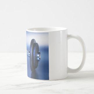 Pesa de gimnasia tazas de café