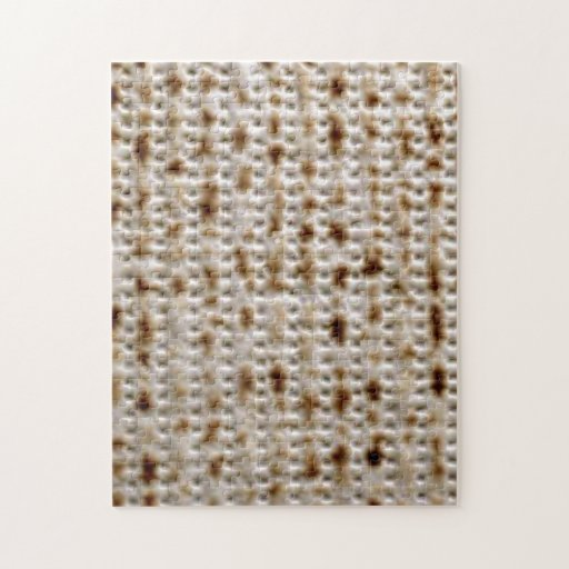 PESACH GAME - IMPOSSIBLE MATZO PUZZLE