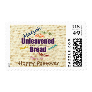 Pesach How Do You Spell Matzoh Postage