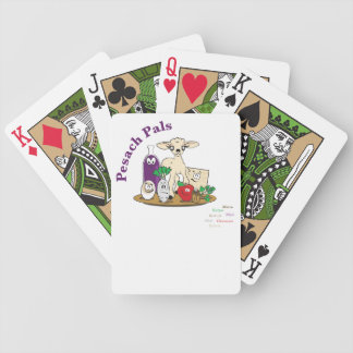 Pesach Pals Deck Bicycle Playing Cards