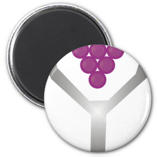 Pesach Whine 2 Inch Round Magnet