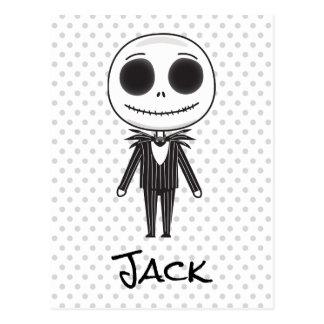 Pesadilla antes del navidad el   Jack Emoji Postales