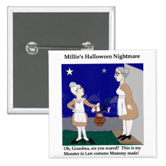 Pesadilla de Halloween de Millie Pins