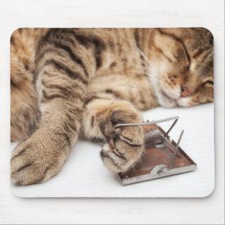 Pesadilla del ratón alfombrilla de ratón