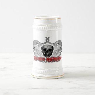 Pesadilla rendida Stein Jarra De Cerveza