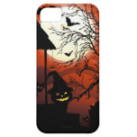 Pesadilla sangrienta del claro de luna de Hallowee iPhone 5 Funda
