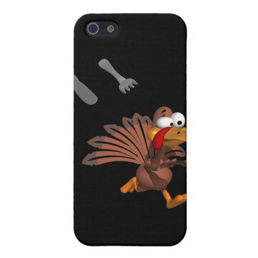 Pesadillas de Turquía iPhone 5 Protectores