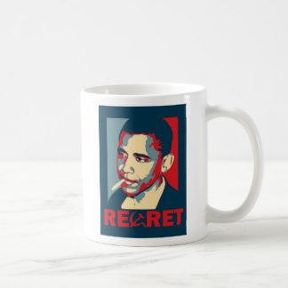 Pesar Obama Tazas De Café