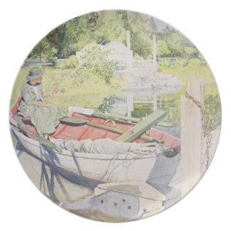 Pesca, 1909 platos