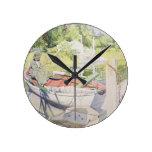 Pesca, 1909 relojes de pared