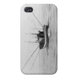 Pesca con cebo de cuchara con cebo de cuchara del  iPhone 4/4S carcasas