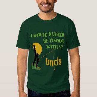 Pesca con mi tío poleras