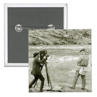 Pesca con mosca 1918 pin