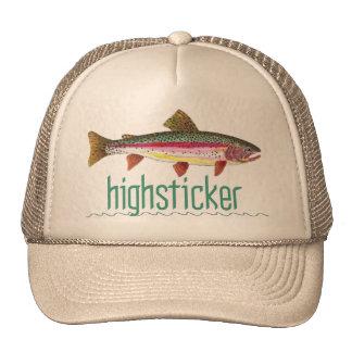 Pesca con mosca de Highsticker Gorra
