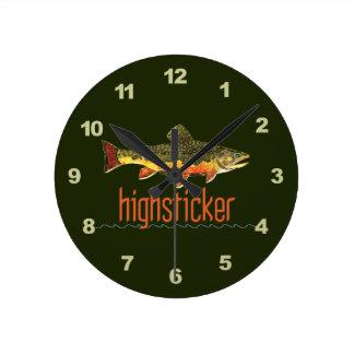 Pesca con mosca de Highsticker