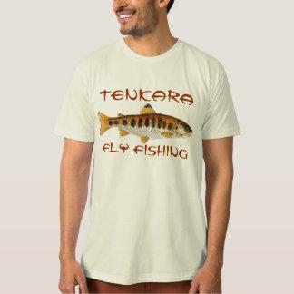 Pesca con mosca de Tenkara Remeras