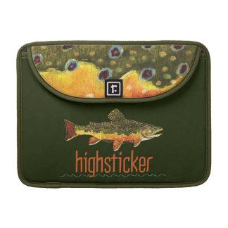 Pesca con mosca Highsticker Funda Para Macbook Pro