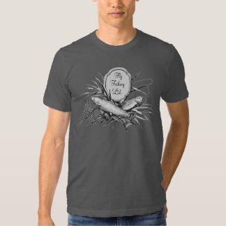 Pesca con mosca Ltd. Camisas