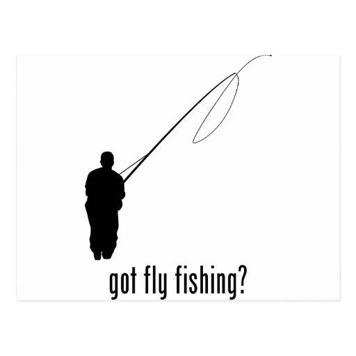 Pesca con mosca postal