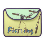 Pesca con Rod Funda Macbook Pro