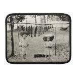 Pesca de 1890 chicas fundas para macbook air