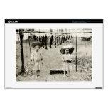 Pesca de 1890 chicas skins para 38,1cm portátil