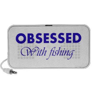 pesca de diseño altavoz de viajar