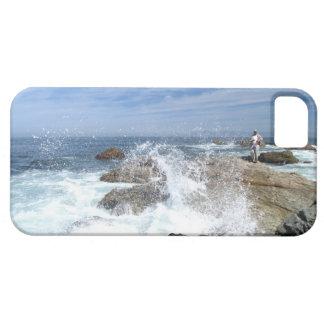 Pesca de la alta marea iPhone 5 Case-Mate fundas