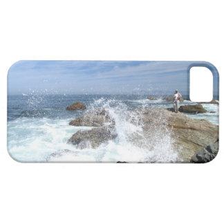 Pesca de la alta marea iPhone 5 Case-Mate cobertura