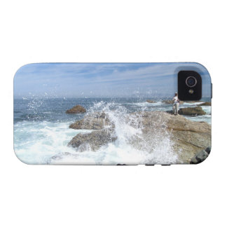Pesca de la alta marea Case-Mate iPhone 4 fundas