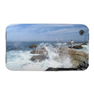 Pesca de la alta marea funda bareyly there para iPhone 3 de Case-Mate