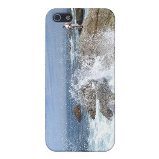 Pesca de la alta marea iPhone 5 cobertura