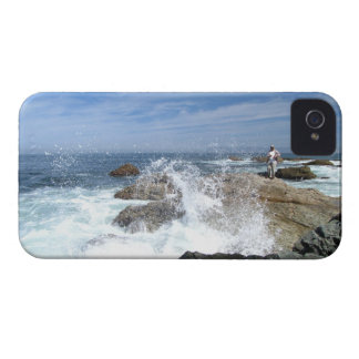 Pesca de la alta marea funda para iPhone 4 de Case-Mate