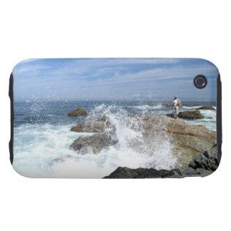 Pesca de la alta marea funda resistente para iPhone 3