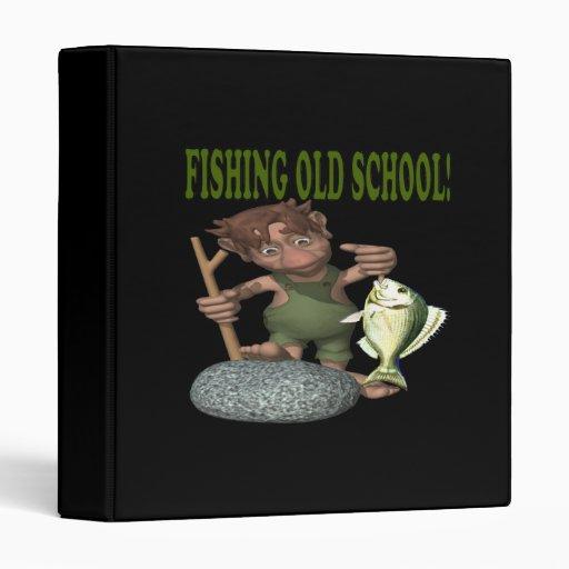 "Pesca de la escuela vieja carpeta 1"""