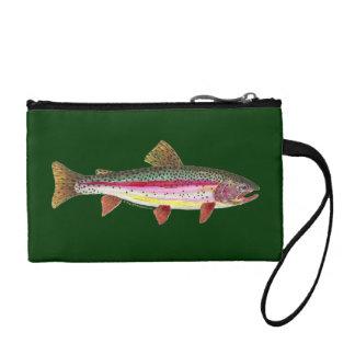 Pesca de la trucha arco iris