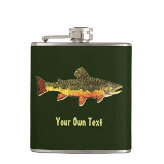 Pesca de la trucha de arroyo