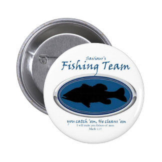 Pesca del equipo pins