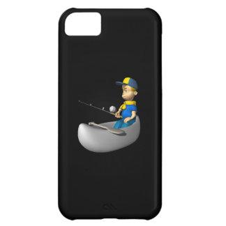 Pesca del explorador funda para iPhone 5C