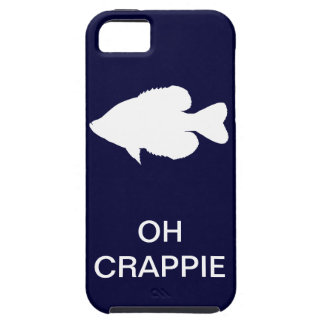 Pesca del tipo de pez iPhone 5 carcasa