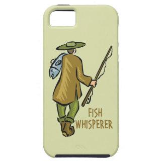 Pesca del Whisperer de los pescados Funda Para iPhone SE/5/5s